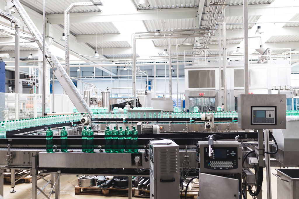 monitorización y trazabilidad de la cadena de producción